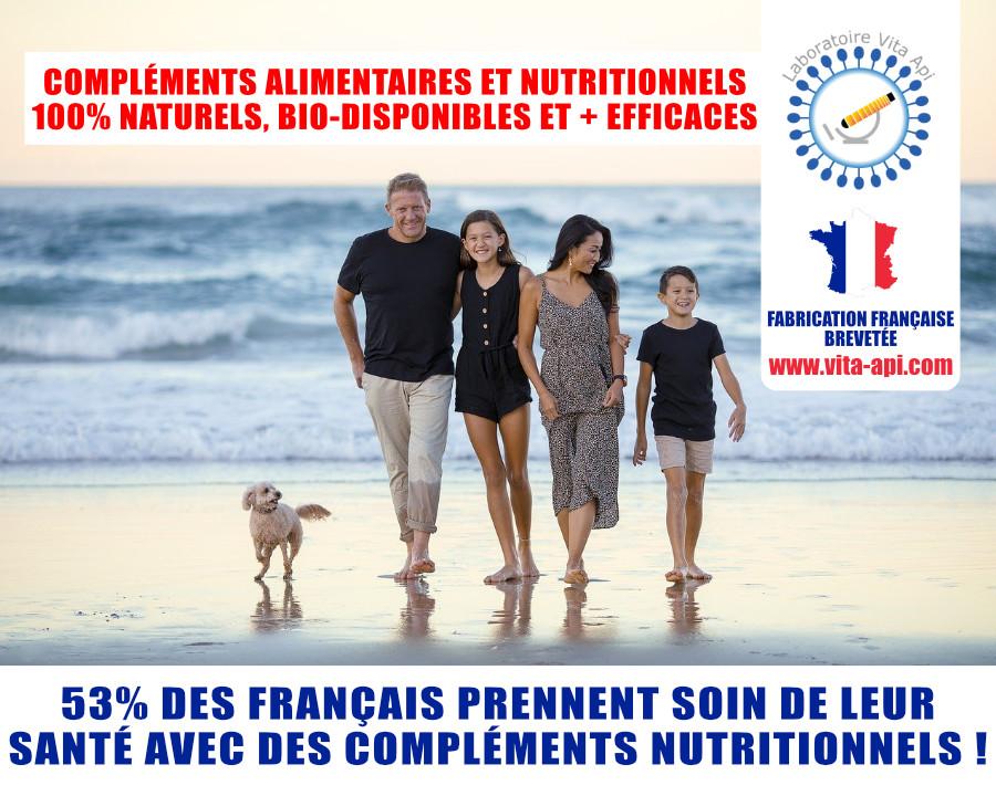 POURQUOI LES FRANÇAIS CONSOMMENT-ILS DES COMPLÉMENTS NUTRITIONNELS ?