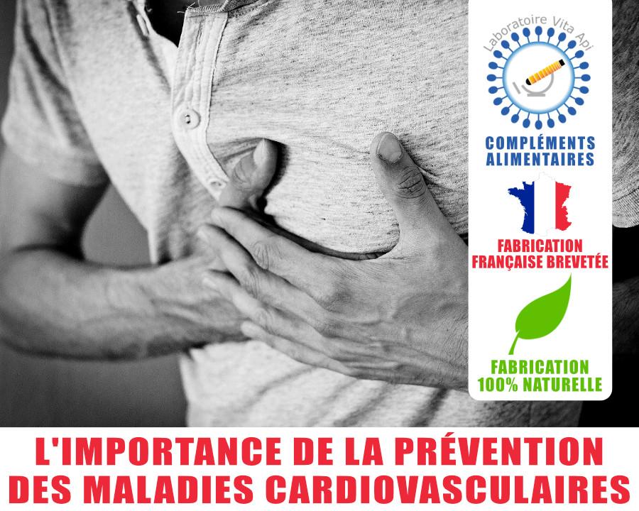 L'IMPORTANCE DE LA PRÉVENTION DES MALADIES CARDIOVASCULAIRES